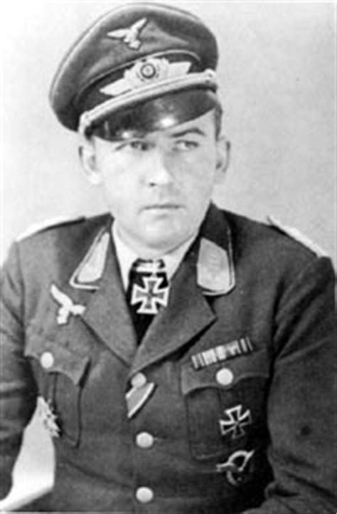 Aces of the Luftwaffe - Hans-Karl Mayer