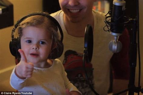 Watch a 3-year-old's amazing performance of a The Little