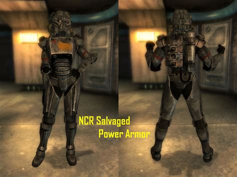 T6M Female Power Armor Replace NV ふさふさ