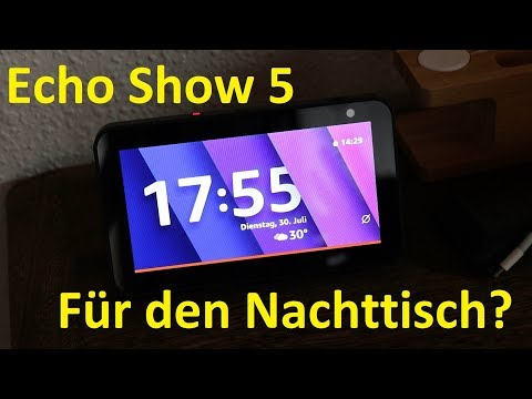 Amazon's $90 Echo Show 5: It's Worth Shrugging About - YouTube