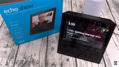 Amazon Echo Show Unboxing And Review - YouTube
