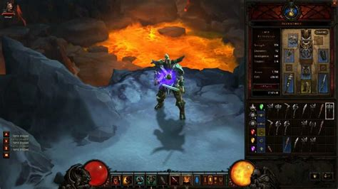 Diablo 3 : End-Game weapons armor sets - YouTube