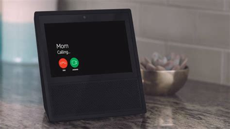 Amazon's Echo Show could replace the old land-line phone