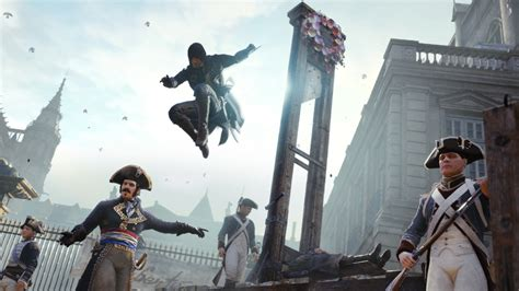 """Why Assassin's Creed: Unity's """"stealth button"""" might be"""