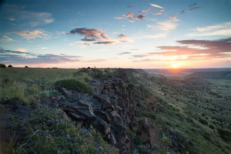 Hike To Black Mesa, The Highest Point In Oklahoma, For An
