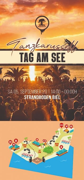 """Tanzkarussell """"Tag am See"""" (Daydance)"""