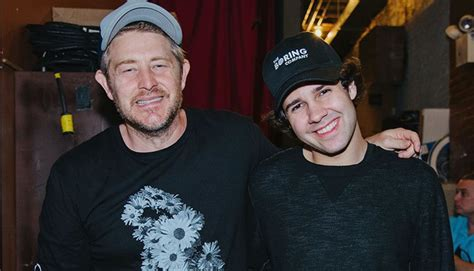 Jason Nash Confronted David Dobrik About Marrying His Mom