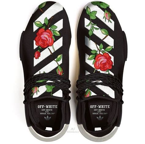 Off White X NMD's | Beautiful sneakers, Sneakers fashion