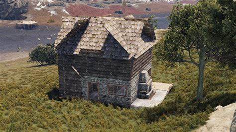 RUST Base Designs November 2018 – Monthly Show Case