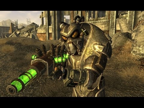 Black Remnants Armor at Fallout New Vegas - mods and community