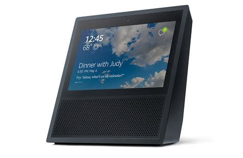 Amazon Echo Show is the New Touchscreen Echo Device