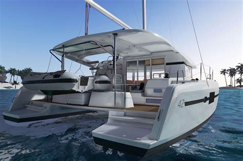Lagoon 42: Sailing on Open Waters - boats